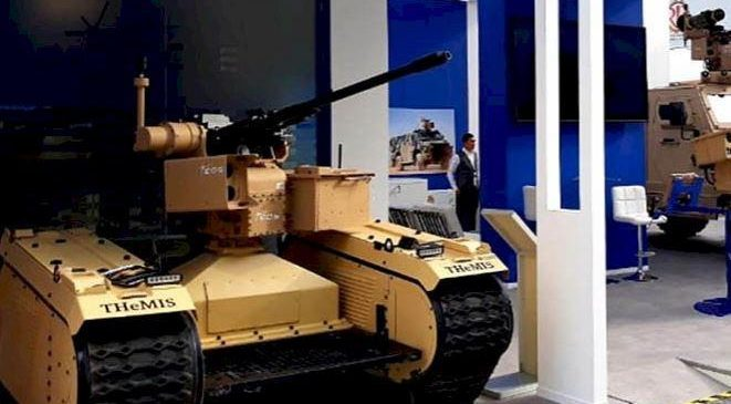 Estonia, five other nations to build unmanned military ground vehicle