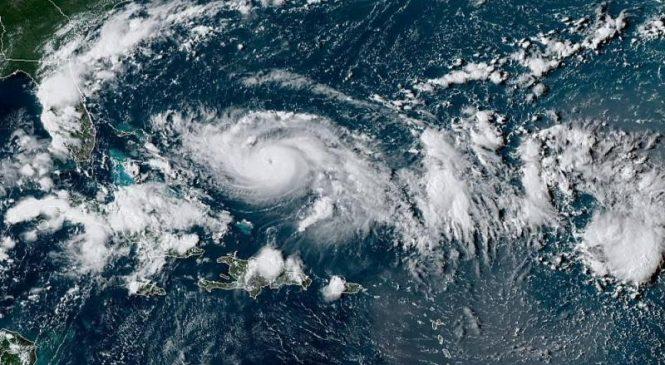 Florida, Bahamas on high alert as Hurricane Dorian reaches Category 3 strength