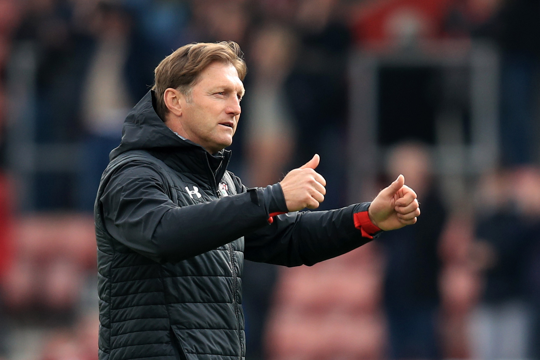 Ralph Hasenhuttl's Southampton host Man United this weekend