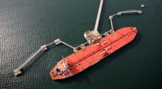 Iranian oil tankers unloading in Chinese ports despite U.S. sanctions