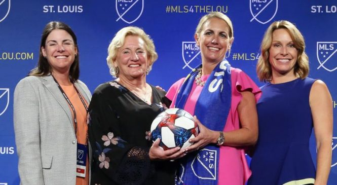 Major League Soccer coming to St. Louis