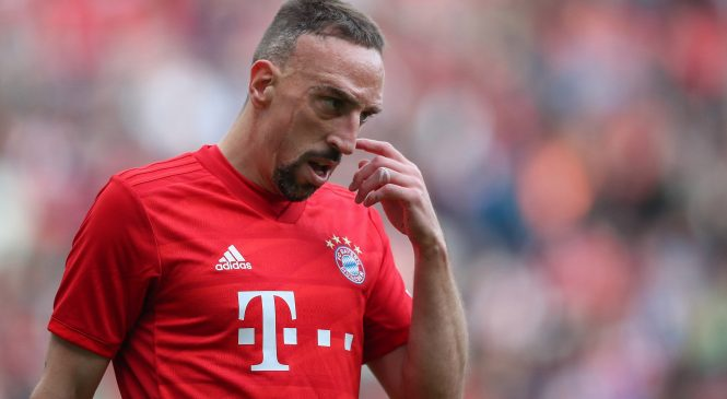 Everton transfer news: Toffees 'offered chance' to sign former Bayern Munich ace Franck Ribery