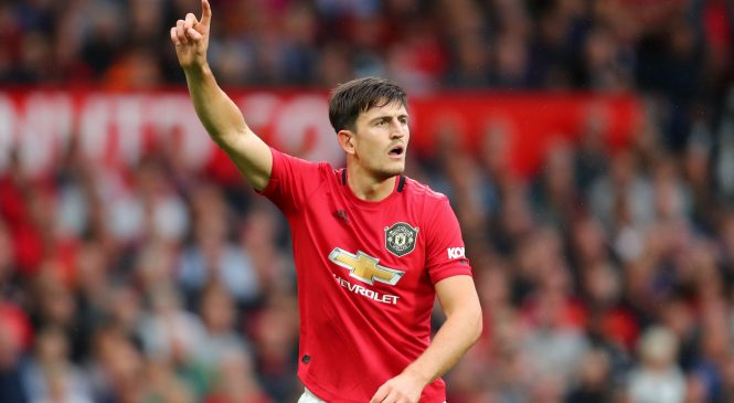 Former Manchester United boss Jose Mourinho says Harry Maguire 'deserved man of the match' for display against Chelsea