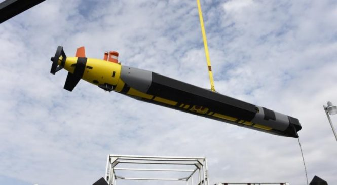 Navy requests proposals for Large Unmanned Surface Vehicle