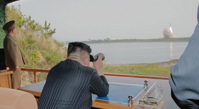 North Korea fires unidentified projects off east coast: JCS