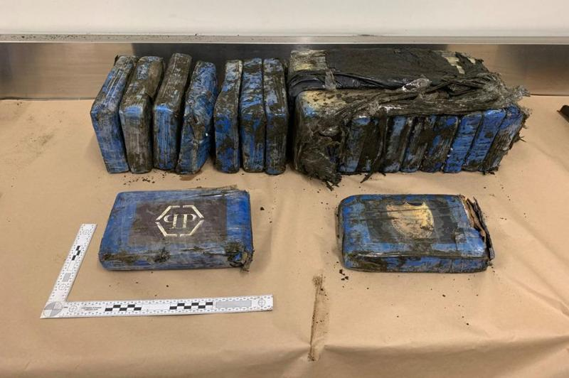 Police find $2M in cocaine on New Zealand beach