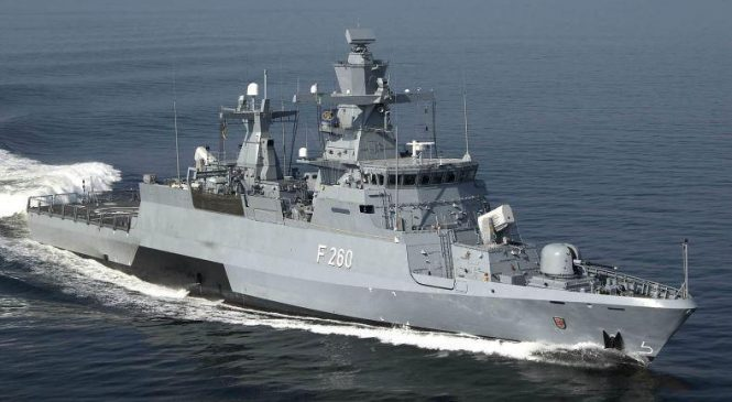 Rheinmetall, MBDA start work oon ship-mounted laser for German navy