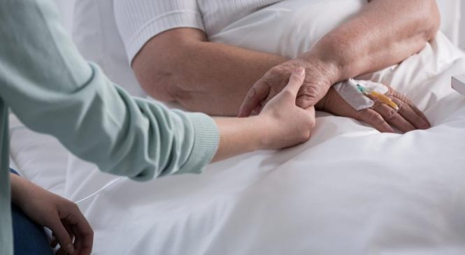 Study: 1 in 5 elderly people in long-term care dies in 5 years