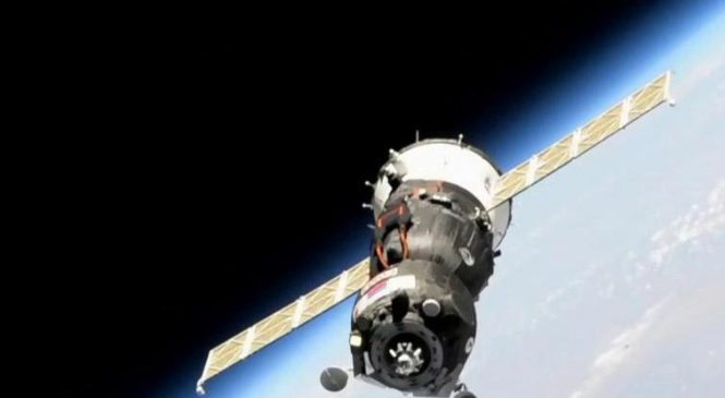 Unmanned Soyuz docking at International Space Station aborted; another try planned