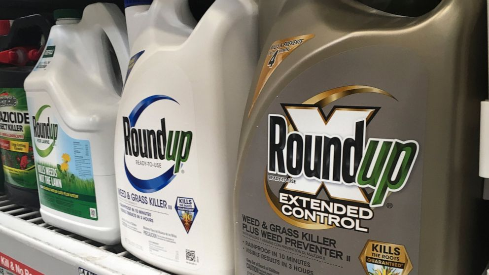 EPA won't approve warning labels for Roundup chemical