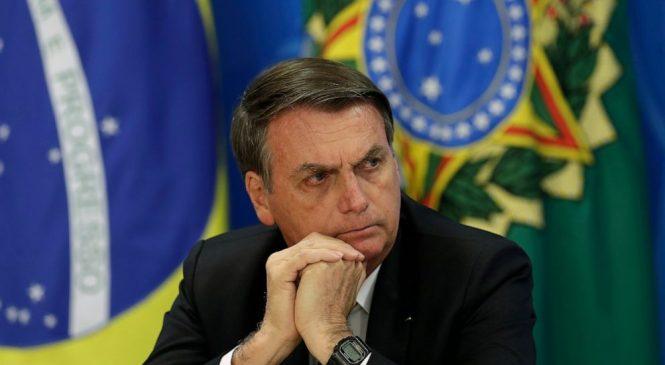 Head of Brazil deforestation monitor out amid Bolsonaro ire