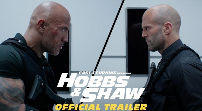 'Hobbs & Shaw' tops the North American box office with $25.4M