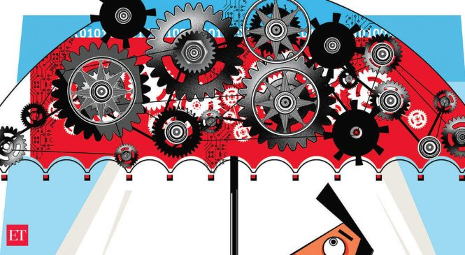 India's insurance industry is improving efficiency through the use of new-age technology