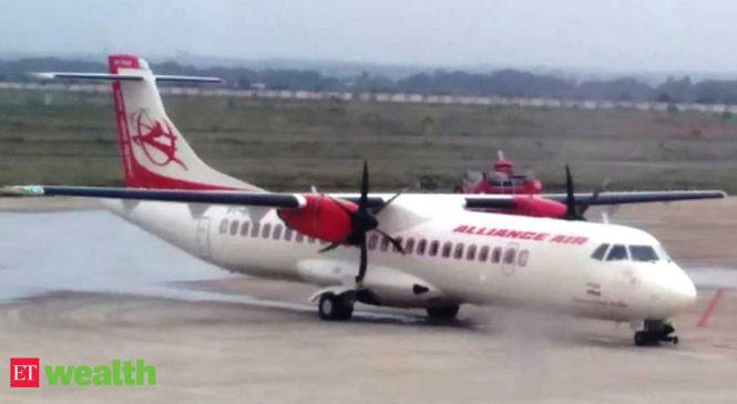 Air India's Alliance Air offers fares 'lower than train' tickets