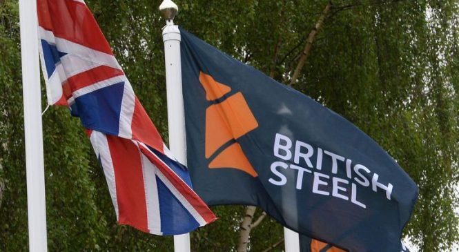 Ministers agree £300m British Steel support package
