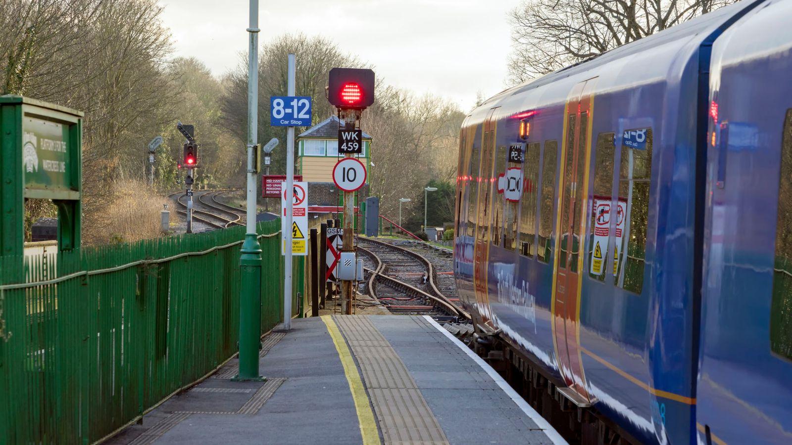 Rail strike triggers more traveller headaches