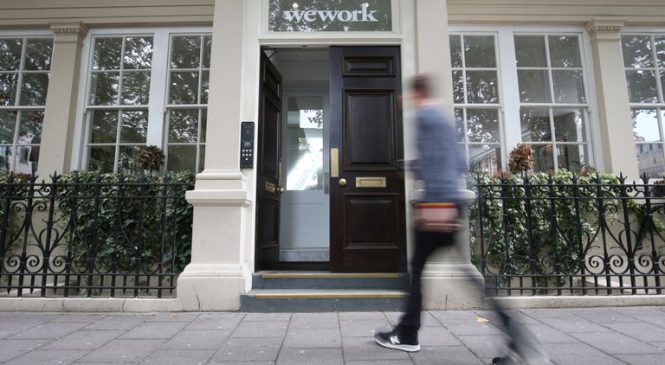 Regus-owner IWG targets WeWork with £3bn US float