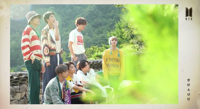 Watch: BTS shares '2019 Summer Package in Korea' teaser