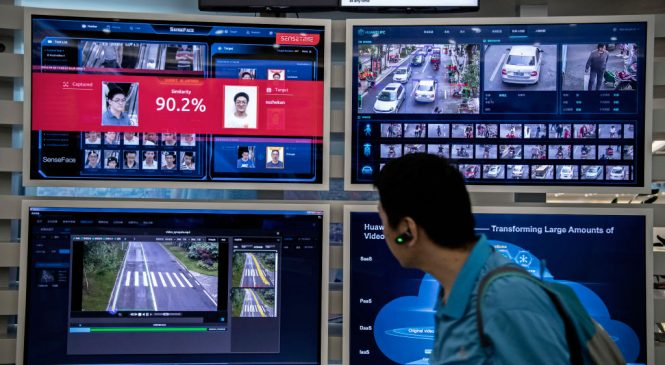 Growing backlash in China against A.I. and facial recognition