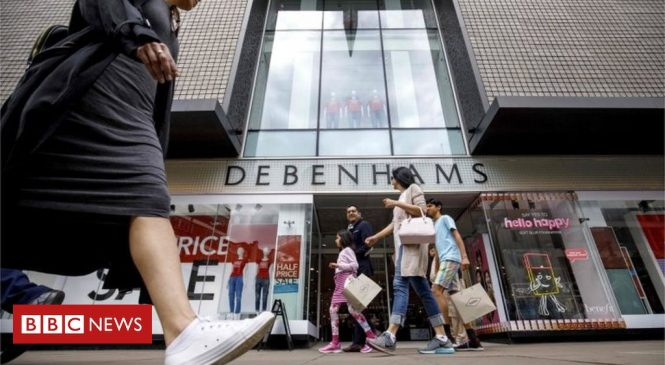 Ashley backs challenge to Debenhams rescue deal
