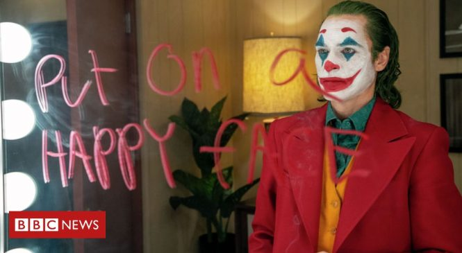 Joker film: 'daring' yet 'pernicious' origin story divides critics