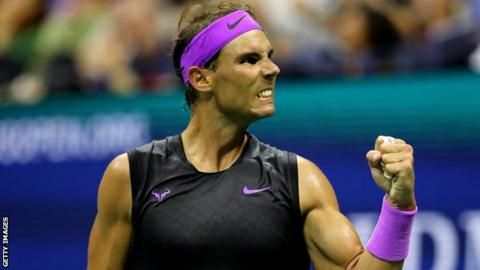 US Open 2019: Rafael Nadal beats Diego Schwartzman to reach semi-finals