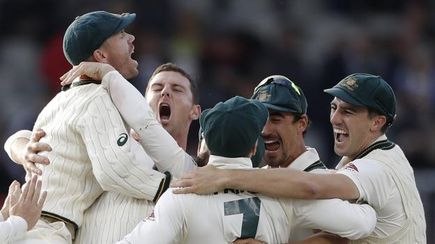 Australia retain Ashes with thrilling win over England at Old Trafford