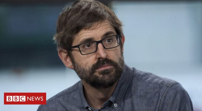 Louis Theroux: 'I needed to give more of myself away'