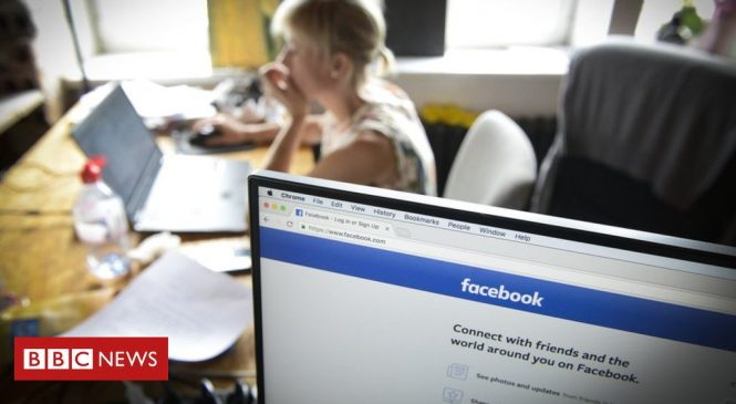 Facebook removes altered Conservative advertisement