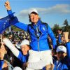 Solheim Cup 2019: Europe beat USA 14½-13½ to win at Gleneagles