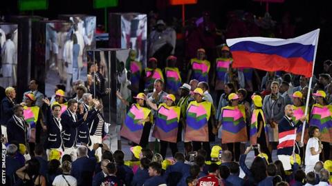 Russia faces ban from all major sports events – Wada