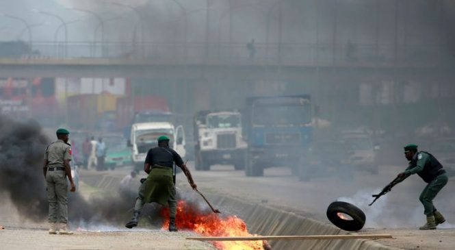 Xenophobia in South Africa sparks riots in Nigeria and Zambia