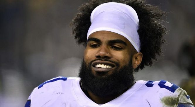 Agent: Ezekiel Elliott, Dallas Cowboys 'very close' to deal