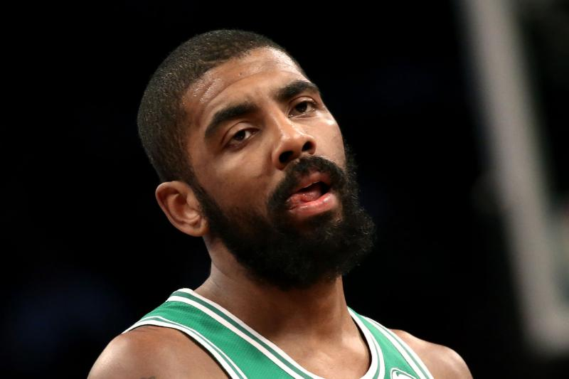 Brooklyn Nets' Kyrie Irving suffers facial fracture at practice facility