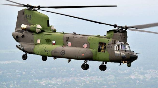 Canada departs U.N. peacekeeping mission in Mali