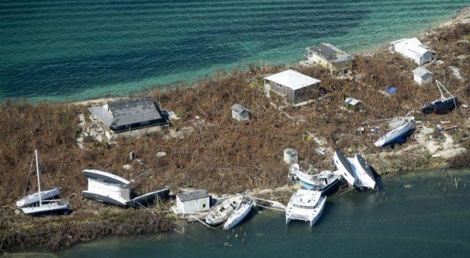 Dorian: 50 dead, 2,500 registered missing in the Bahamas