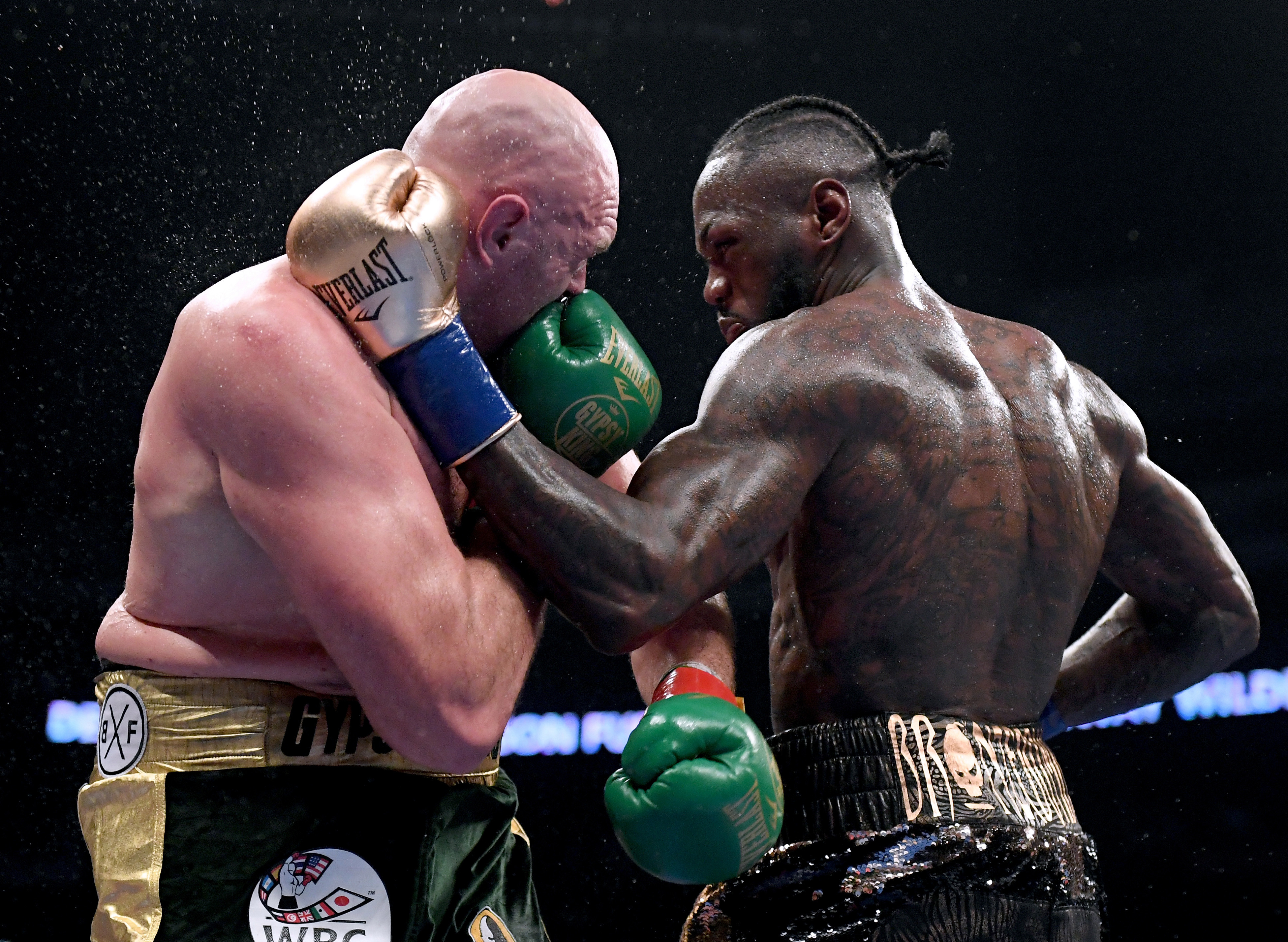 Tyson Fury and Deontay Wilder are set to clash in February 2020