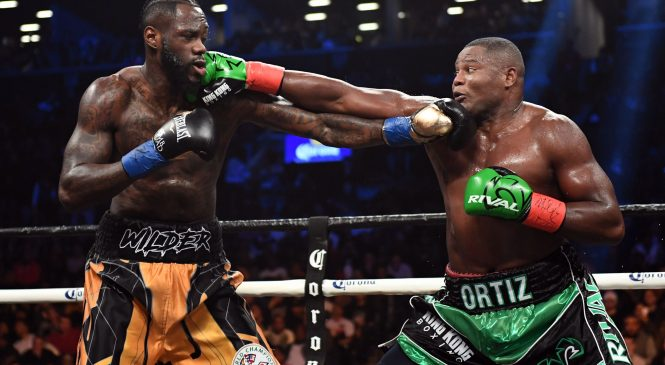 Boxing news: Deontay Wilder vs Luis Ortiz rematch officially announced for November 23 in Las Vegas