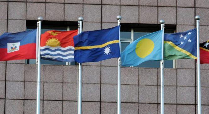 Kiribati cuts ties with Taiwan as China exerts influence