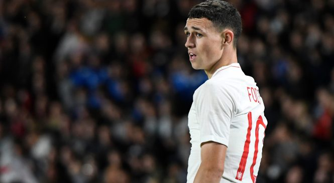 England Under-21s 2-0 Kosovo Under-21s: Phil Foden brace proves crucial for Young Lions