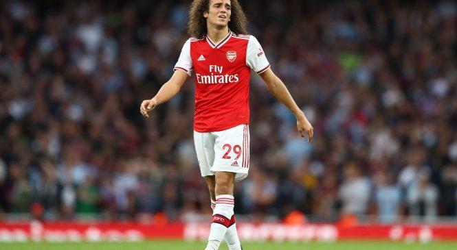 Arsenal midfielder Matteo Guendouzi hailed by Sam Allardyce after excellent start to the season
