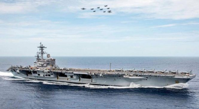Navy opens probe after three suicides last week on USS George H.W. Bush