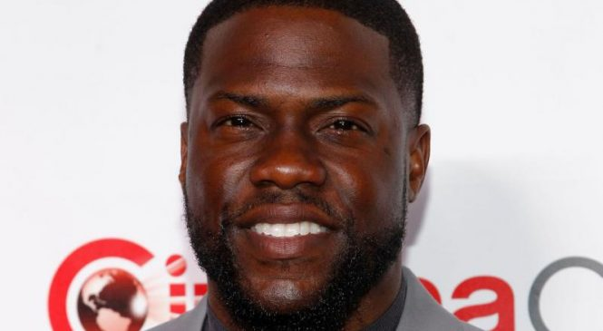 Reports: Comedian Kevin Hart injured in car crash