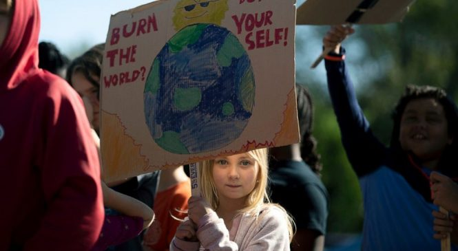 'I want a future': Global youth protests urge climate action