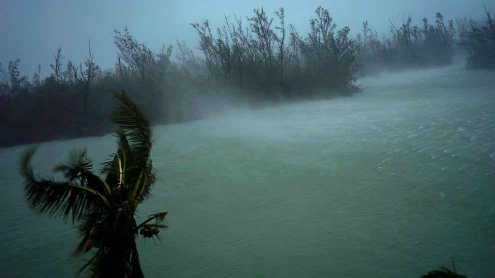 Deadly Dorian pounds relentlessly at desperate Bahamas