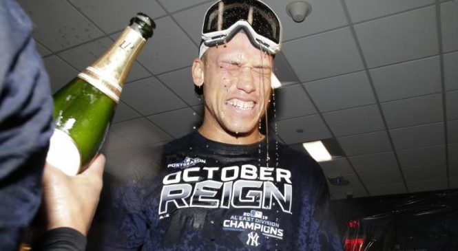 Yankees' Aaron Judge tops MLB jersey sales for third consecutive season