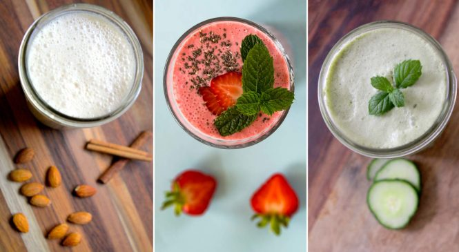 6 Keto Smoothies That Will Keep You Full for Hours