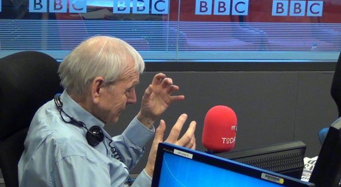 John Humphrys to host his final edition of Radio 4 Today programme