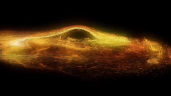 Team plans colour film of black hole at galaxy's centre