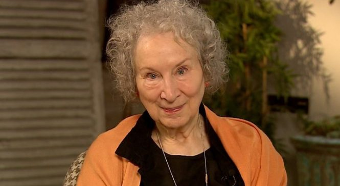 Margaret Atwood says thieves targeted Handmaid's Tale sequel